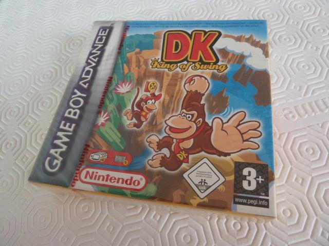 """Collection de NESmania²  """" Gamecube sous blister """"  Dk_kin10"""