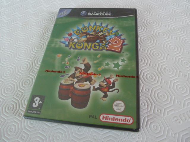 "Collection de NESmania²  "" Gamecube sous blister ""  Donkey10"