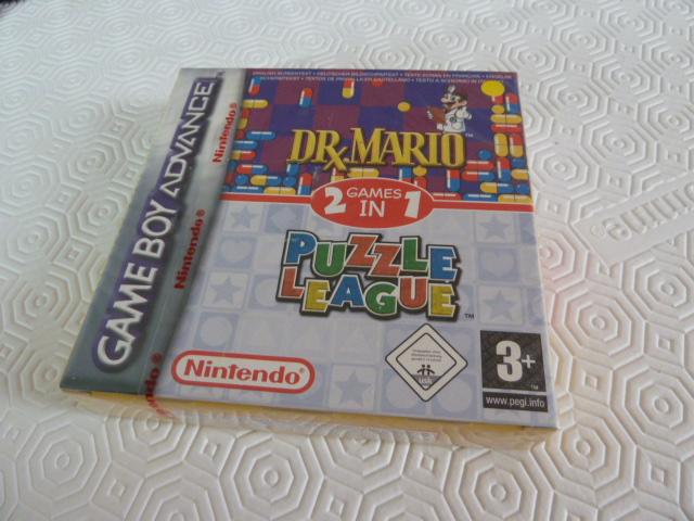 "Collection de NESmania²  "" Gamecube sous blister ""  Dr_mar10"