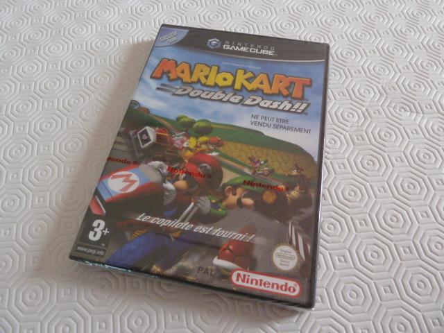 """Collection de NESmania²  """" Gamecube sous blister """"  Mario_10"""