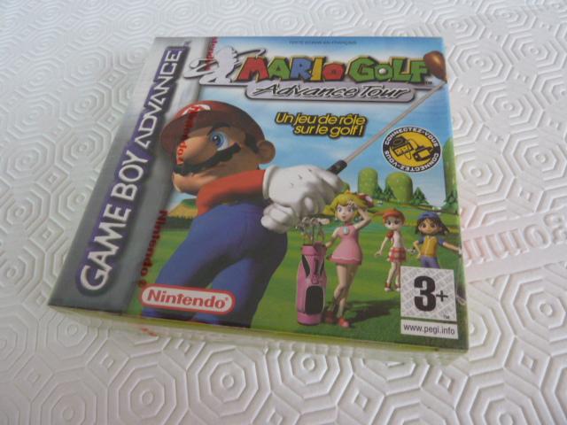 """Collection de NESmania²  """" Gamecube sous blister """"  Mario_13"""