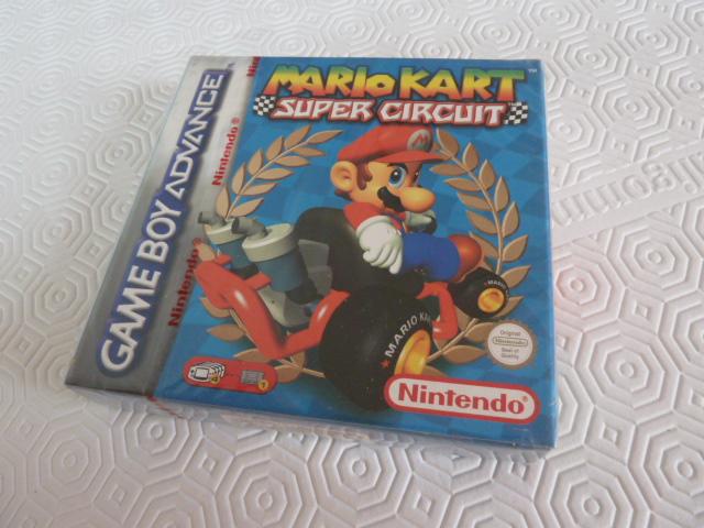 """Collection de NESmania²  """" Gamecube sous blister """"  Mario_14"""