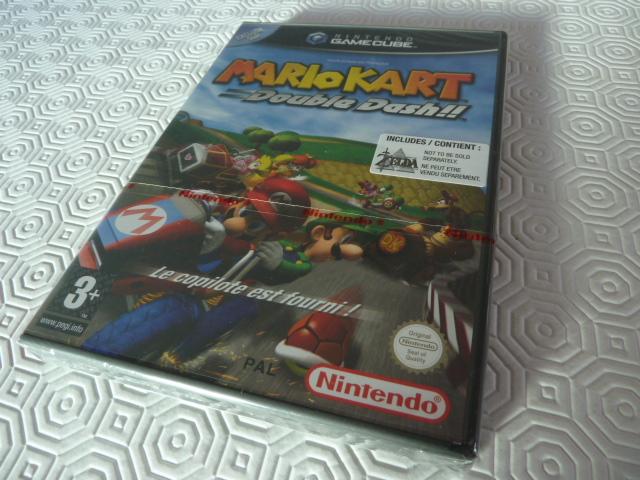 "Collection de NESmania²  "" Gamecube sous blister ""  P1010814"