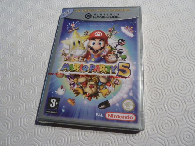 "Collection de NESmania²  "" Gamecube sous blister ""  P1010832"
