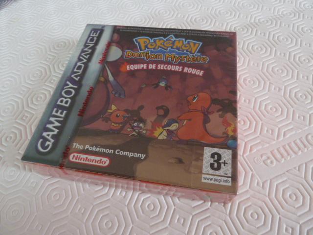 """Collection de NESmania²  """" Gamecube sous blister """"  Pokemo10"""
