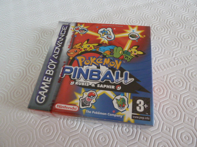 "Collection de NESmania²  "" Gamecube sous blister ""  Pokemo11"