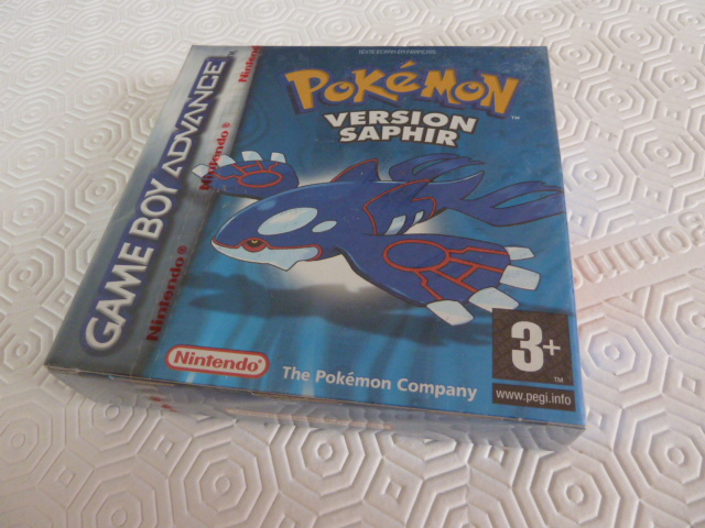 "Collection de NESmania²  "" Gamecube sous blister ""  Pokemo12"