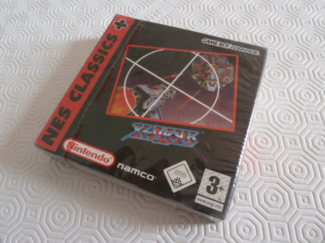 "Collection de NESmania²  "" Gamecube sous blister ""  Xeviou10"