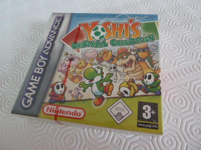 """Collection de NESmania²  """" Gamecube sous blister """"  Yoshi_10"""