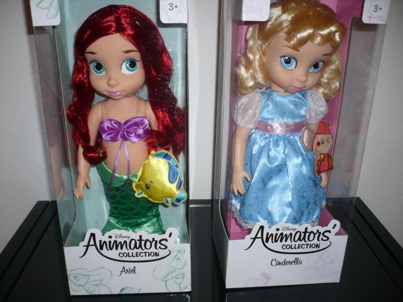 Disney Animator's Collection (depuis 2011) - Page 36 P1070828