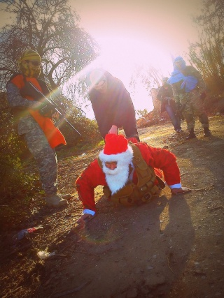 OP Santa Claused IV - 27/12/2015 Airsof11