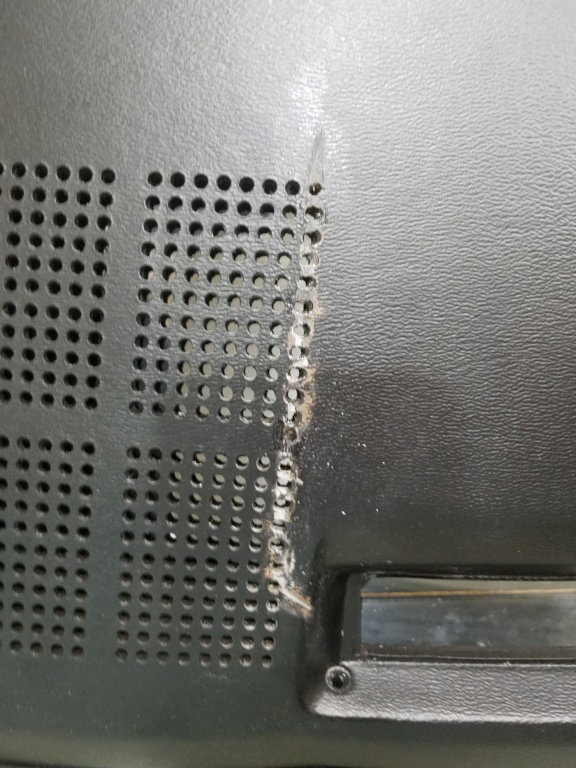 Dash Pad Repair 20180811