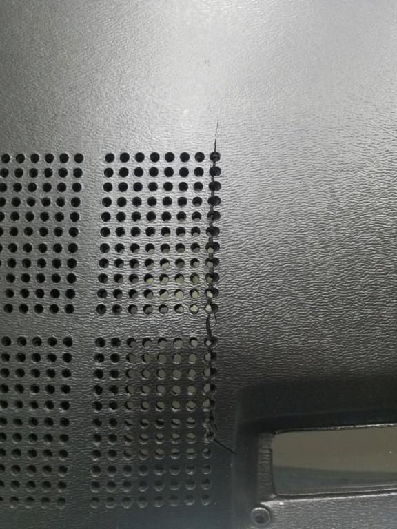 Dash Pad Repair 20180812