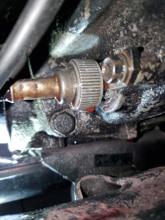 Speedo Cable Leak 20200410