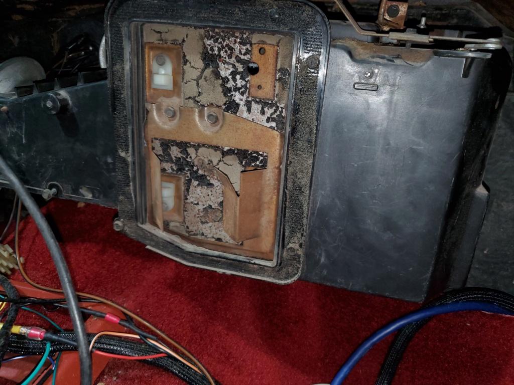Heater Box Insulation? 20200427