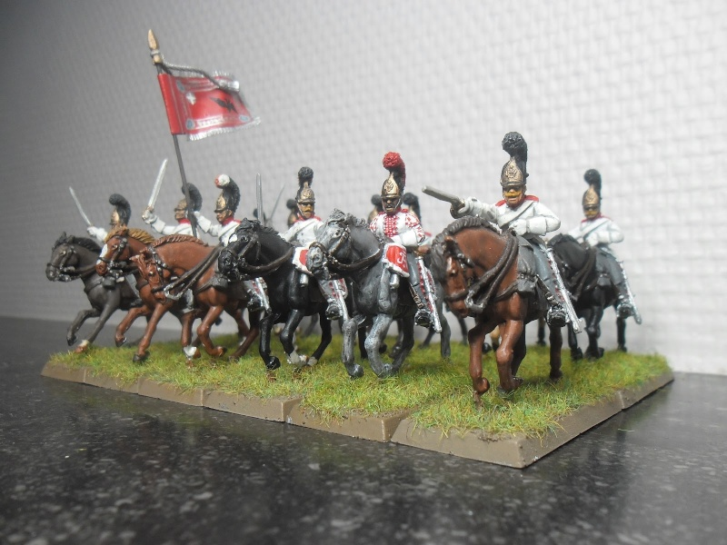 Cuirassiers russes (1805-1807) Early_10