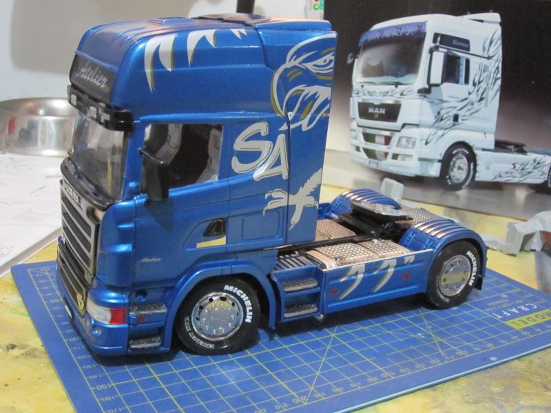 Scania R620 1:24 By Italeri Img_1513