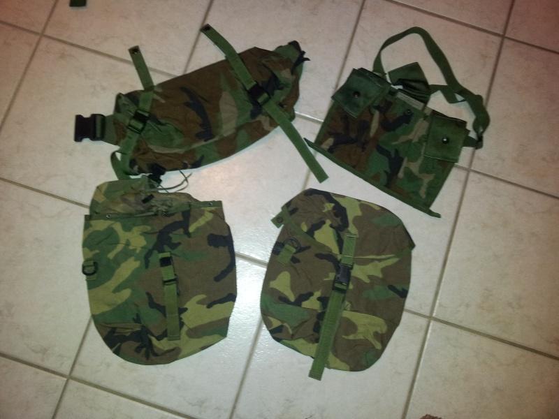 [VENTE] M4A1 G&P !!, FLC woodland sds, divers matos .... faites vos prix ! 20121112