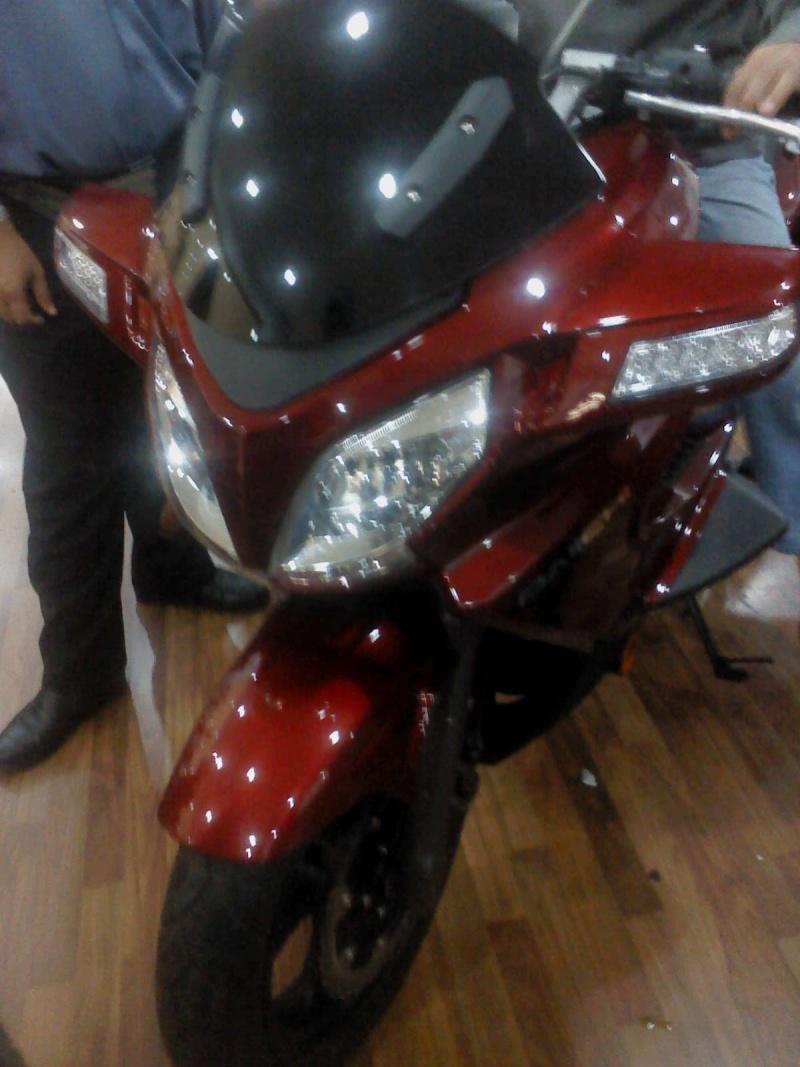 Moto baru CFMOTO 650tr Dsc00329