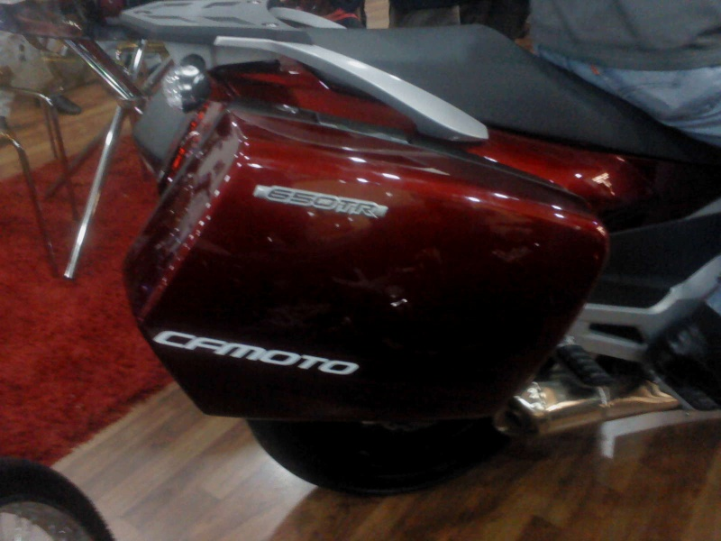 Moto baru CFMOTO 650tr Dsc00331