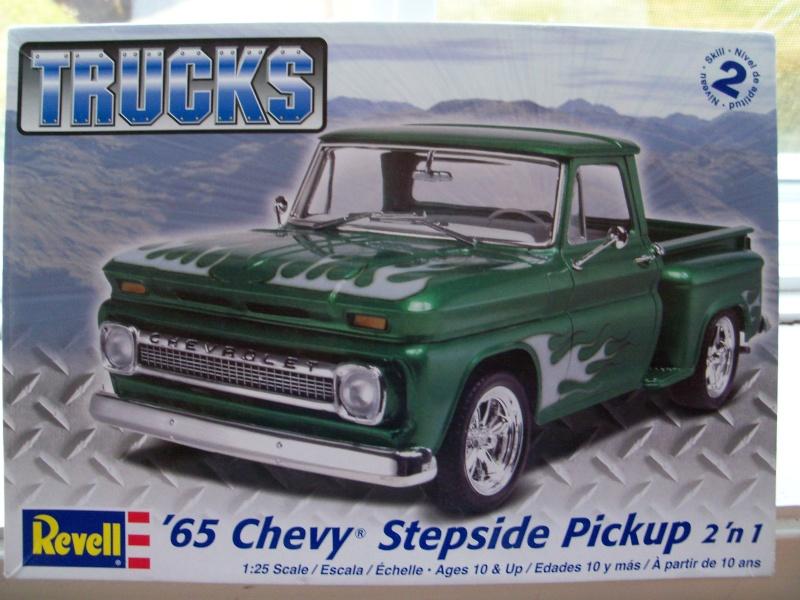 Chevy Pickup Stepside 1965 100_4215