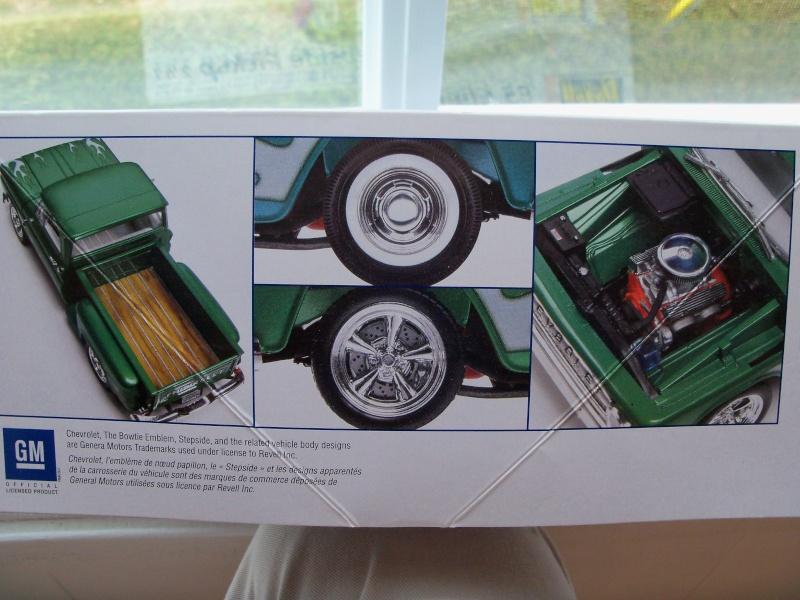 Chevy Pickup Stepside 1965 100_4216