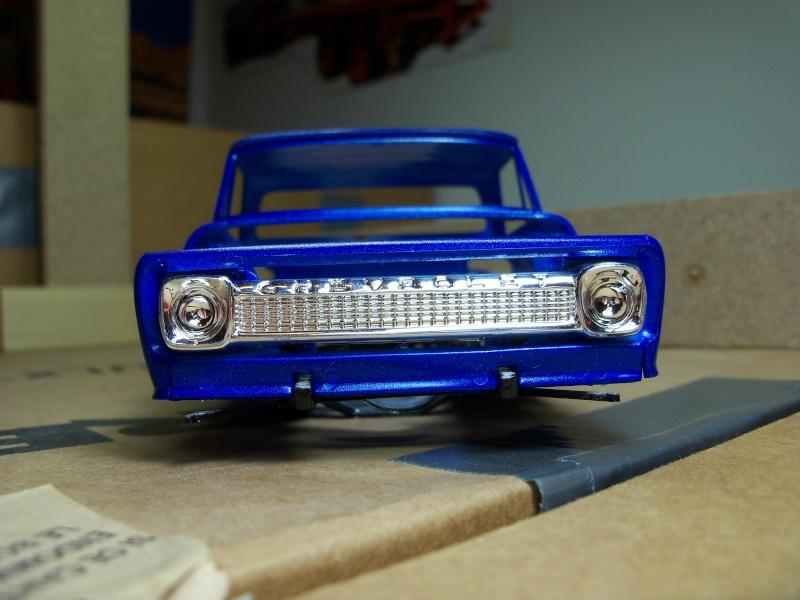 Chevy Pickup Stepside 1965 100_4217
