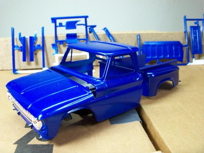 Chevy Pickup Stepside 1965 100_4218