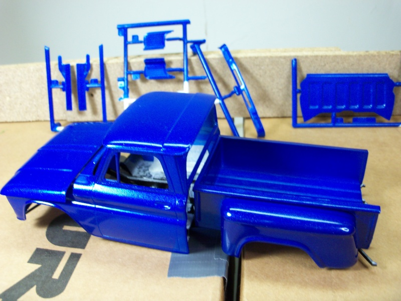 Chevy Pickup Stepside 1965 100_4220