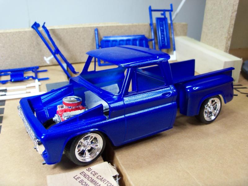 Chevy Pickup Stepside 1965 100_4225