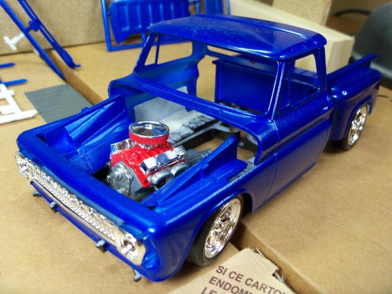 Chevy Pickup Stepside 1965 100_4226