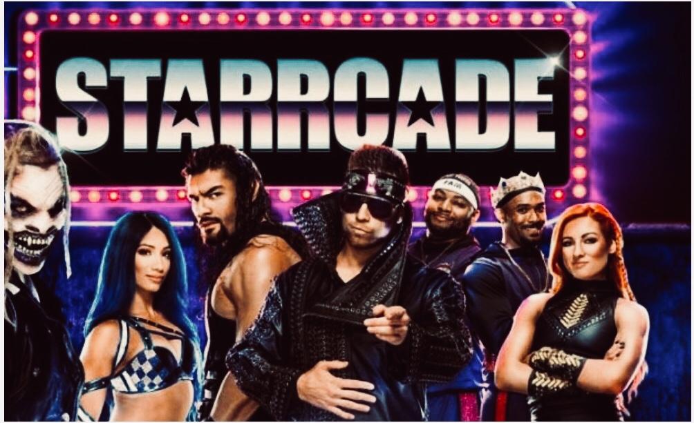 • World Wide Starrcade