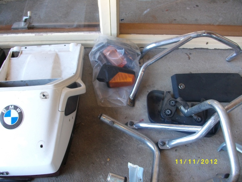 RT and Parts for sale Sany0120