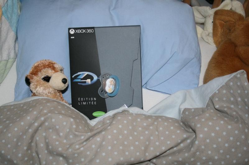 Photo de votre coffret Halo 4 Edition Collector Img_7410