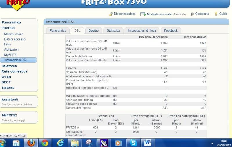 Fritz 7390 Fastweb JOY Cattur10