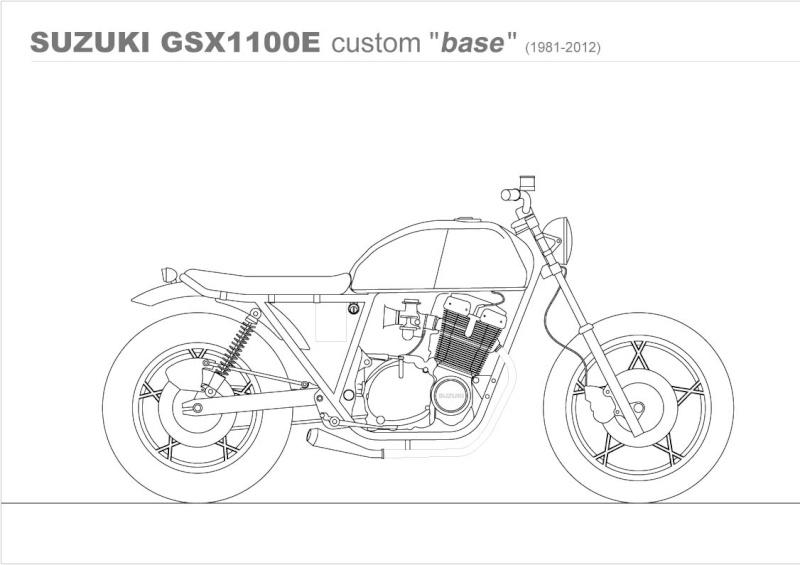 Projet GSX1100E Gsx11022