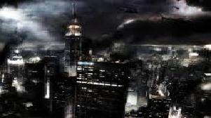 Cidades Sobrenaturais