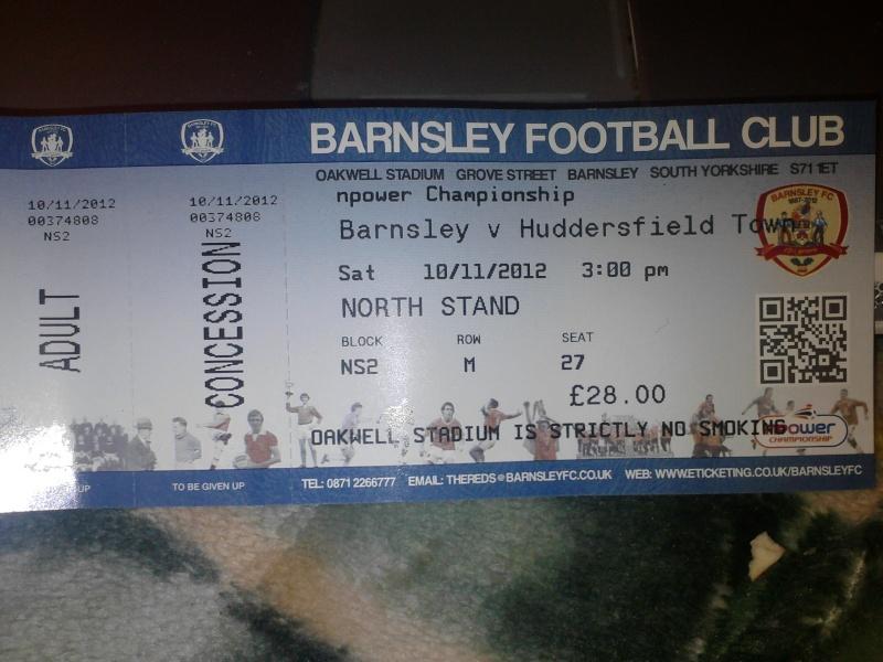 Barnsley (Away) P0311111