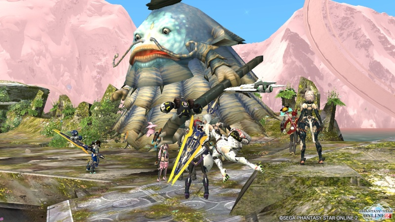 Rare Monsters Pso20115