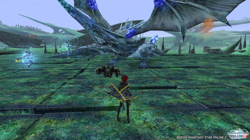 Rare Monsters Pso20117
