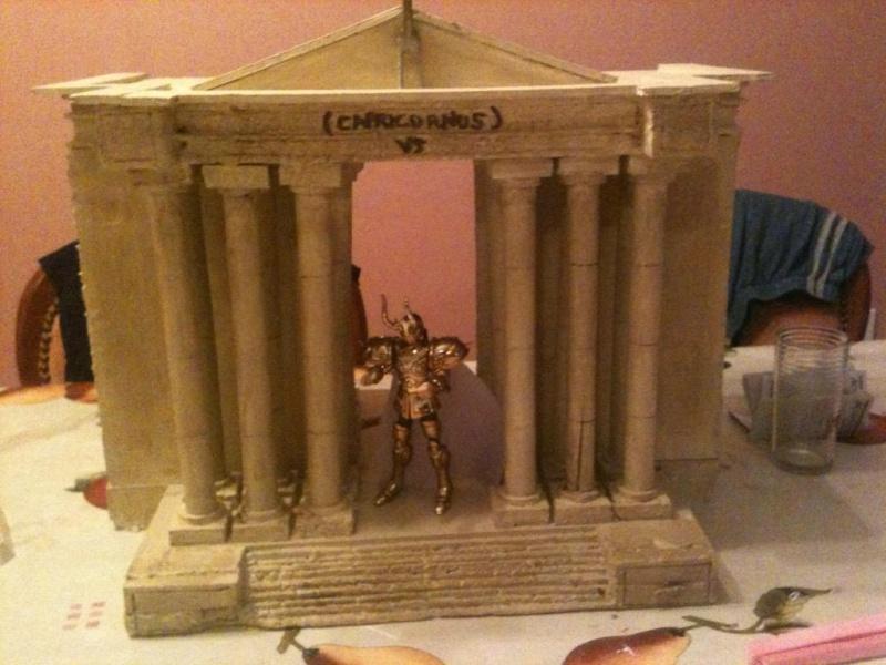 les 12 temples du zodiaques par benak78 Capri210