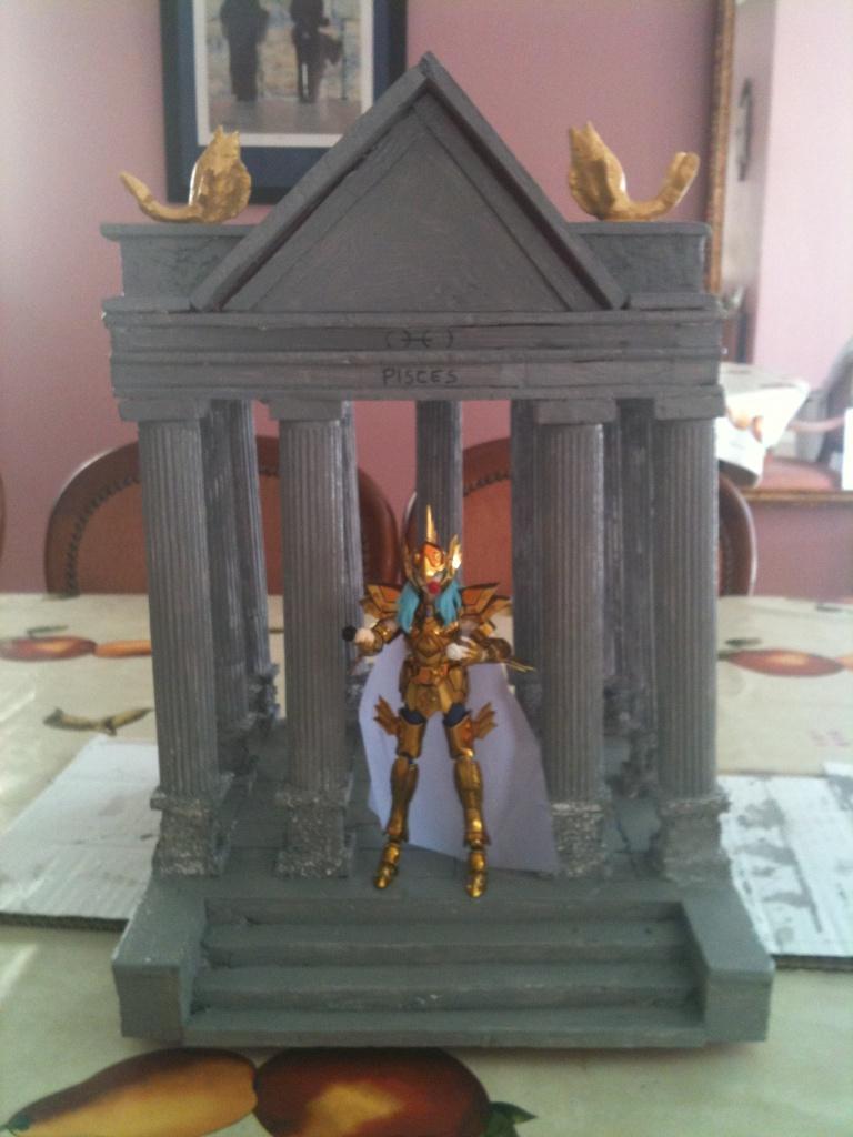 les 12 temples du zodiaques par benak78 Poisso10