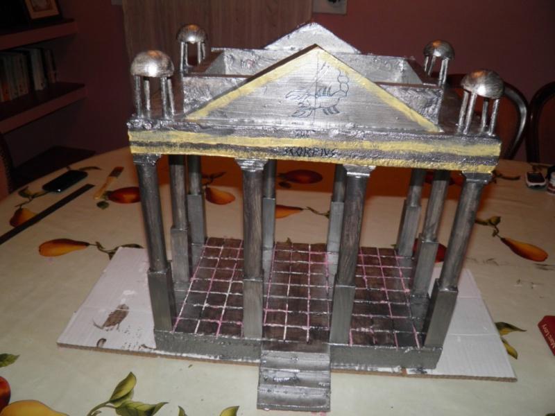 les 12 temples du zodiaques par benak78 Scorpi11