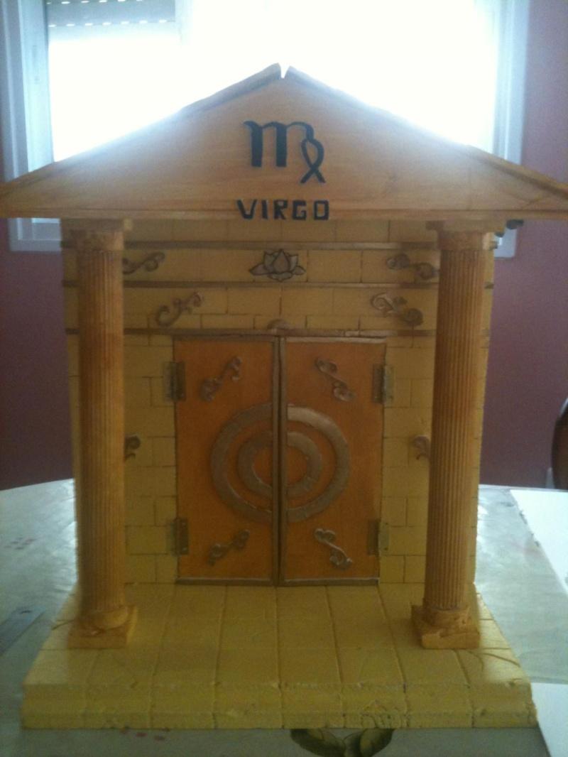 les 12 temples du zodiaques par benak78 Virgo11