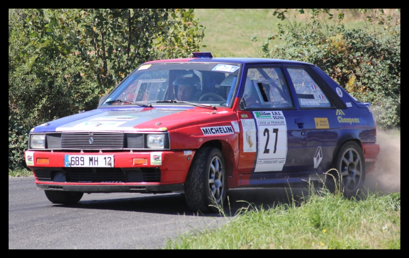 rallye/Circuit/Course de Cote en R11  157car11