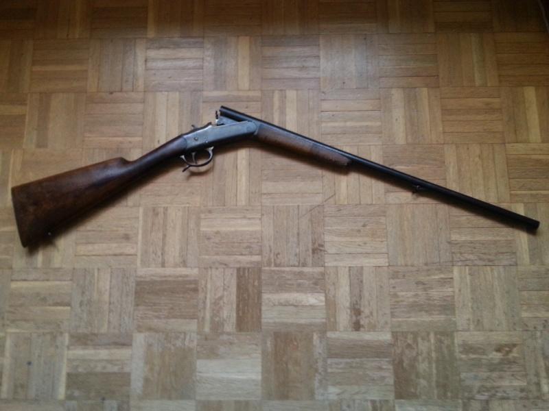 """Trouvaille de """"vieux"""" fusils 20121112"""