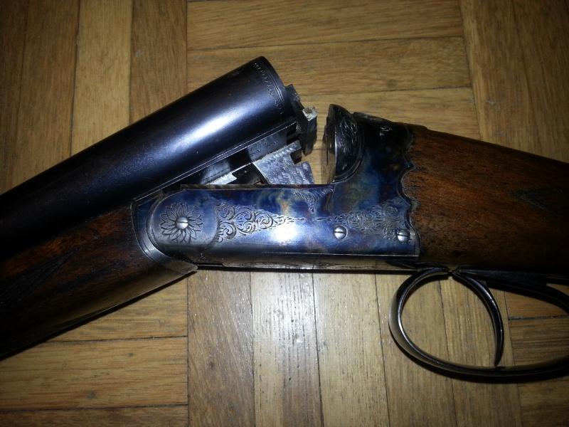 """Trouvaille de """"vieux"""" fusils 20121115"""
