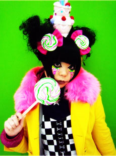 [Style] CLOWN MAGIX KEI Candyf12