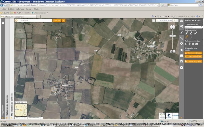 2011: le 28/10 à vers 6h00 - Un engin de grande taille - Mairé-Levescault (79)  - Page 6 Plibou13