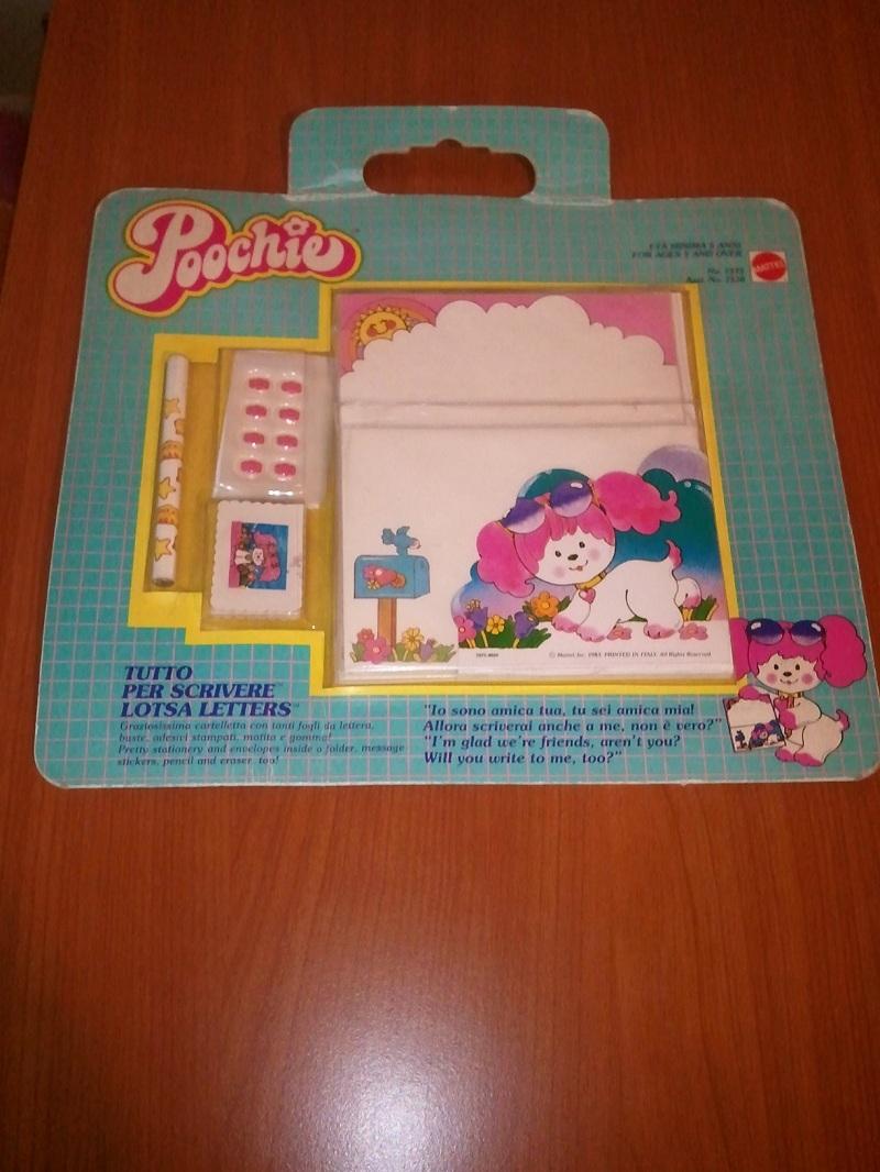 CERCO Poochie, Iridella, Barbie, Barbapapà, Isidoro, Sanrio, Mulino Bianco Wp_00268